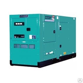 Аренда дизель-генератора DCA-220 мощностью 164 кВт