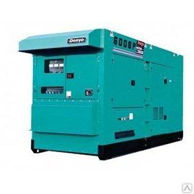 Аренда дизель-генератора DCA-600 мощностью 440 кВт